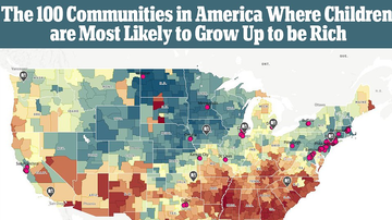 Colt - 100 Communities in America Where Children are Most Likely to Grow Up Rich