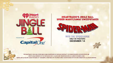 Reglas del Concursos - Swing Your Way Into The iHeartRadio Jingle Ball!