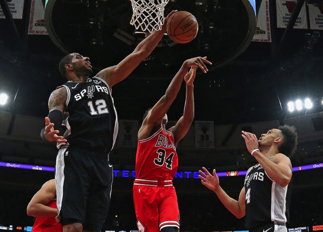 Spurs vs. Bulls