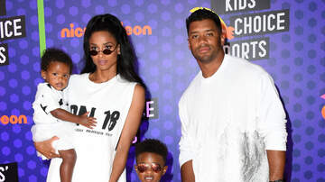 Stormy - Ciara and Russell are relationship #Goals...