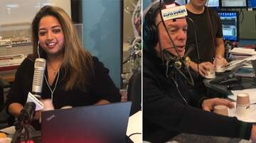 Elvis Duran - Gandhi Plays The 'Holiday Cups' For The First Time (Watch)
