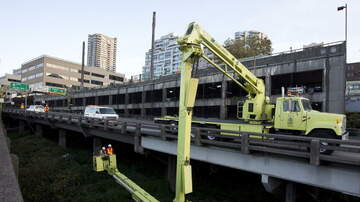 Lee Callahan - Viaduct Demolition Starts Today