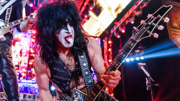 Jim Kerr Rock & Roll Morning Show - KISS's Paul Stanley Will Sell You a Guitar He Played Once for $18,000