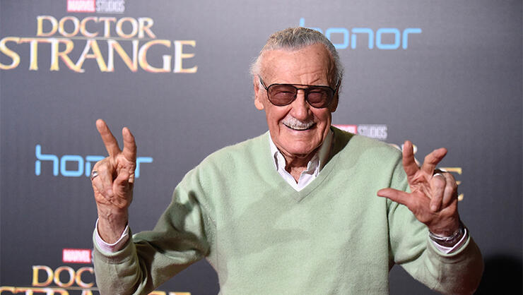 Marvel Creator Stan Lee's Cause Of Death Revealed | iHeartRadio
