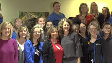 Uplifting - Group Of Nurses Donate Mega Millions Winnings To Colleagues In Need