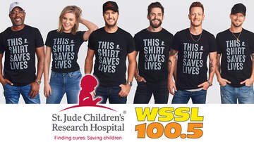 None - Whistle 100's St. Jude Country Cares Radiothon