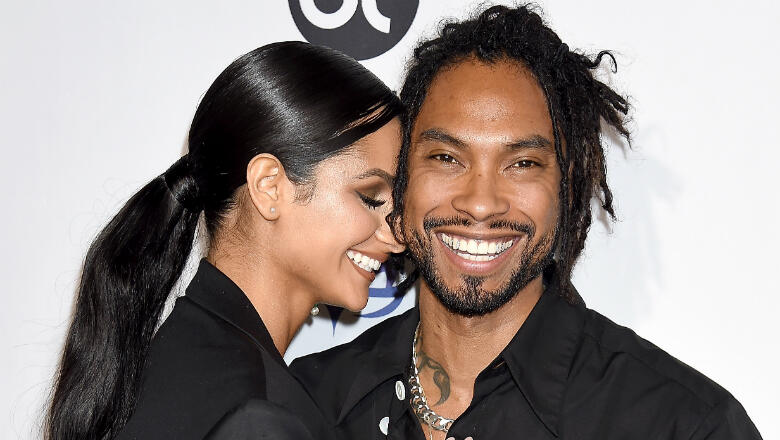Miguel Marries Longtime Girlfriend Nazanin Mandi