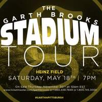 The Garth Brooks Stadium Tour