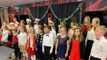 Christmas Live - First Baptist School Performs