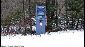 Coast to Coast AM with George Noory - ATM Appears in Maine Forest