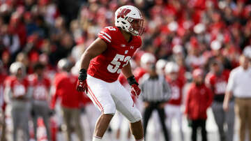 Wisconsin Badgers - T.J. Edwards Leads Wisconsin All-Conference Selections