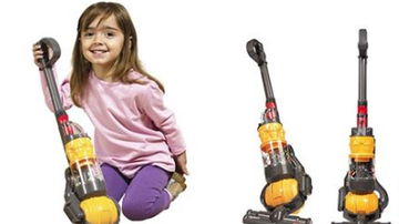 Producer Brent - Amazon is Selling a Toy Vacuum That Actually Cleans