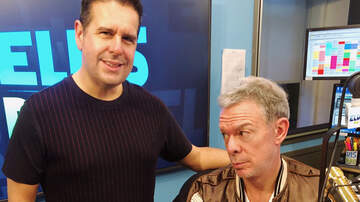 Elvis Duran - Everyone's Giving Skeery Crap For Wearing This Shirt (Listen)