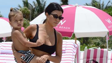 Johnjay And Rich - Kourtney Kardashian Ruthlessly Mom-Shamed Over Latest Photo Of Son Reign
