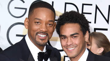 Entertainment - Will Smith Gets Emotional Discussing Restored Relationship With Son Trey