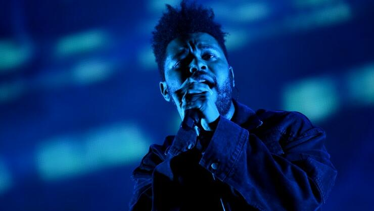 The Weeknd Teases 'Chapter VI' Album With Trippy Artwork