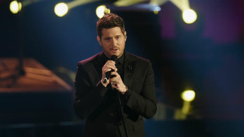 Michael Buble Reveals How His Son's Cancer Diagnosis Changed Him Forever