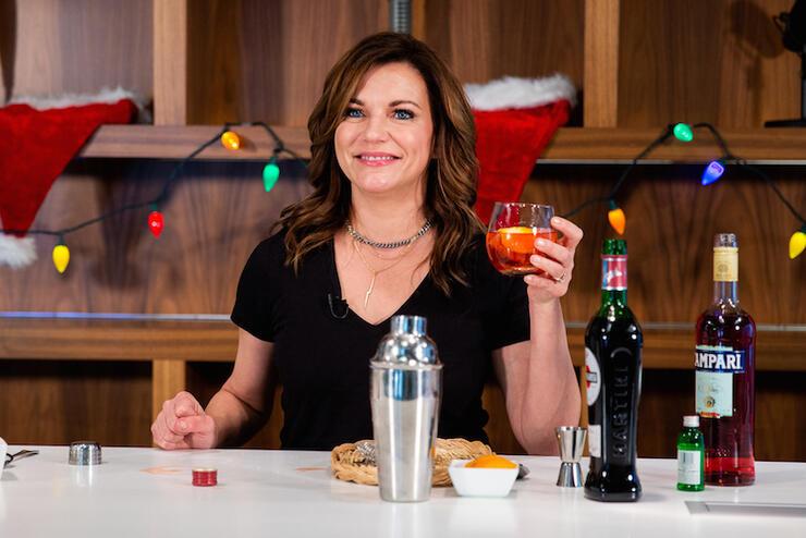 Martina McBride Country Cocktails