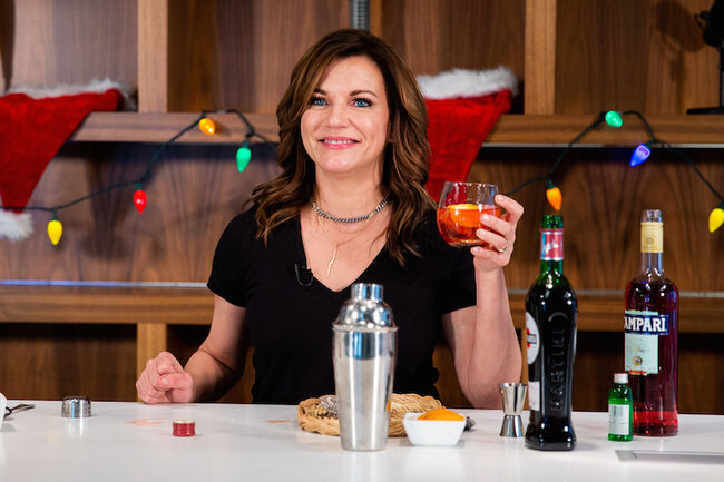 Martina McBride Country Cocktails