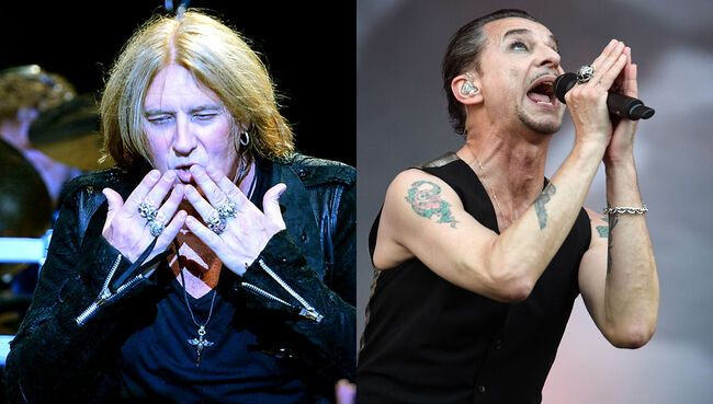 """Def Leppard Reveal Music Video for Cover of Depeche Mode's """"Personal Jesus"""""""