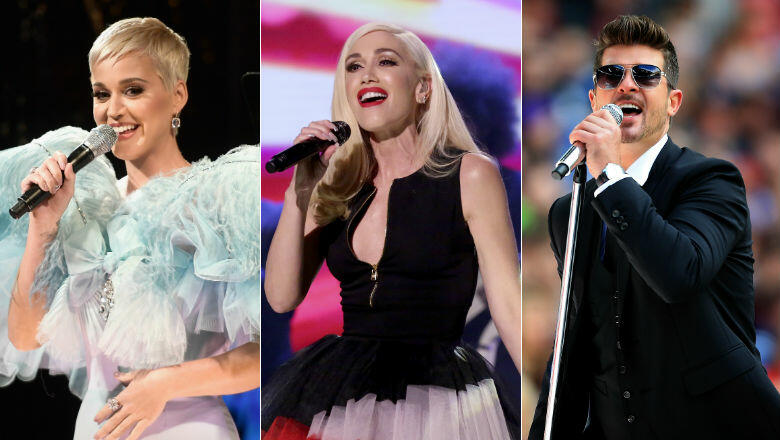 Katy Perry, Gwen Stefani & More To Perform At Malibu Benefit Festival