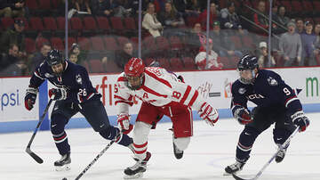 Hockey - Hockey Huskies Fall in Vegas to W. Michigan