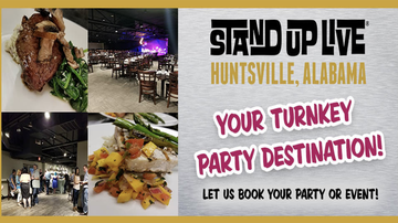 None - Holiday Parties at Stand Up Live