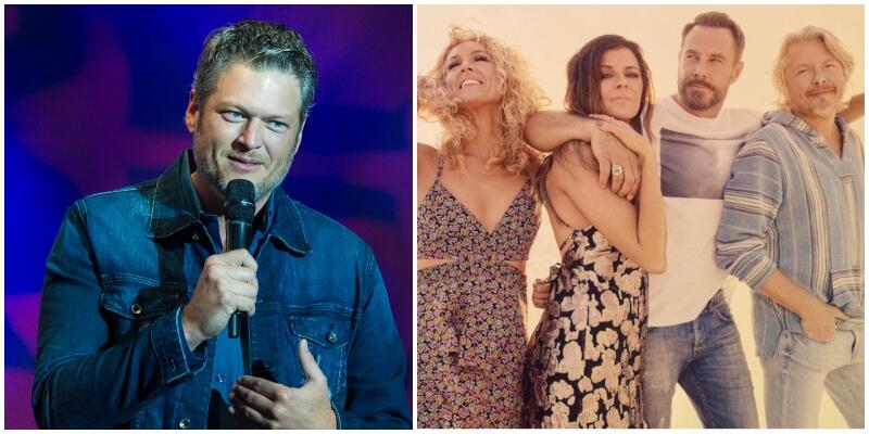 Blake Shelton, Little Big Town + More Contribute to #GivingTuesday Auction