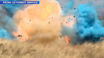 Qui West - Gender Reveal Party Sparks 73-Square-Mile Wildfire!