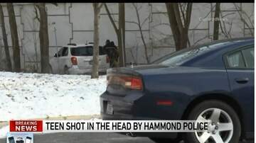 Chris Michaels - 15-year-old shot by Hammond police