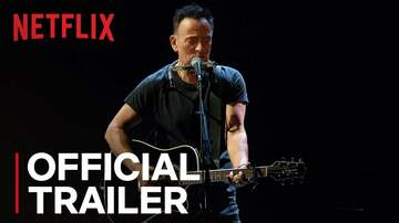 Brian Taylor - Springsteen And Other New Stuff On Netflix