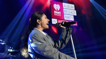iHeartRadio Live - Alessia Cara Fights Through Tears During Emotional Album Release Party