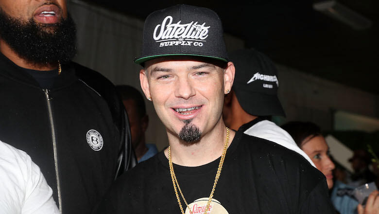 Paul Wall In 'Excruciating' Pain Following Car Crash With 12-Year-Old Son