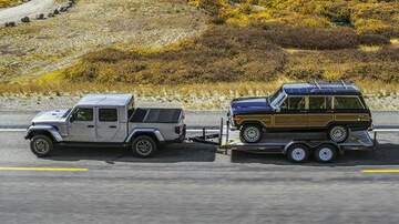 Monsters - THE JEEP TRUCK WE WANTED SINCE BEING A KID!!! YES!
