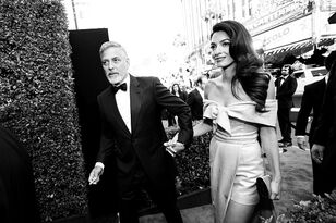 George & Amal Clooney Are Reportedly Expected To Be Royal Godparents