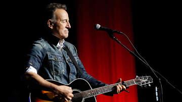 Maria Milito - Bruce Springsteen Addresses Depression, Mental Breakdowns