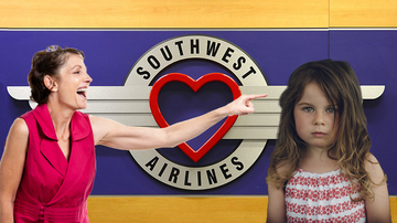 Trending - Mom Accuses Southwest Of Name-Shaming, Laughing At Daughter's Unusual Name