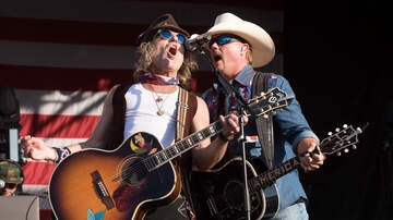 Tige and Daniel - Big and Rich Putting On A Free Show In Nashville