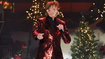 On With Mario - LISTEN: The Legendary Barry Manilow Talks 'A Very Barry Christmas Tour'!