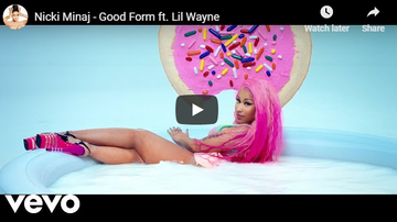 Cheeba - New Nicki Minaj ft Lil Wayne