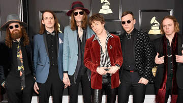 Trending - Cage The Elephant Just Made History On The Alternative Rock Chart