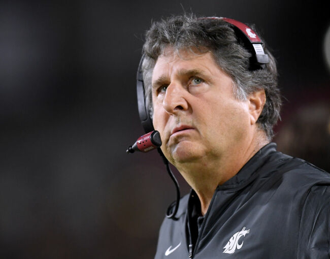 Mike Leach / Getty Images