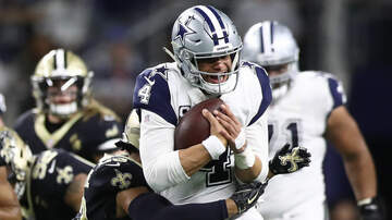Dallas Cowboys - Defense dominates as Cowboys stun Saints 13-10