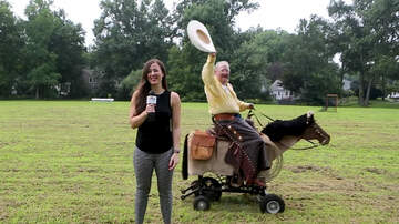McKay and Donuts - (VIDEO) It's The Mechanical Horse Cowboy!