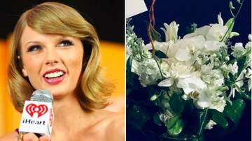 Savannah - Taylor Swift Just Sent Woody & Jim Flowers for the Craziest Reason