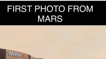 Rockin' Rick (Rick Rider) - NASA's first photo from the latest Mars mission! (PHOTO)