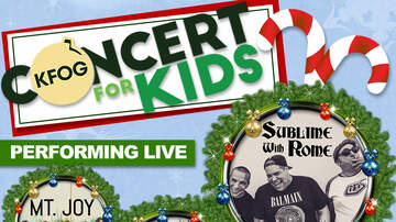 The Woody Show - The Woody Show will be at KFOG's Concert for Kids 12/13 - San Francisco