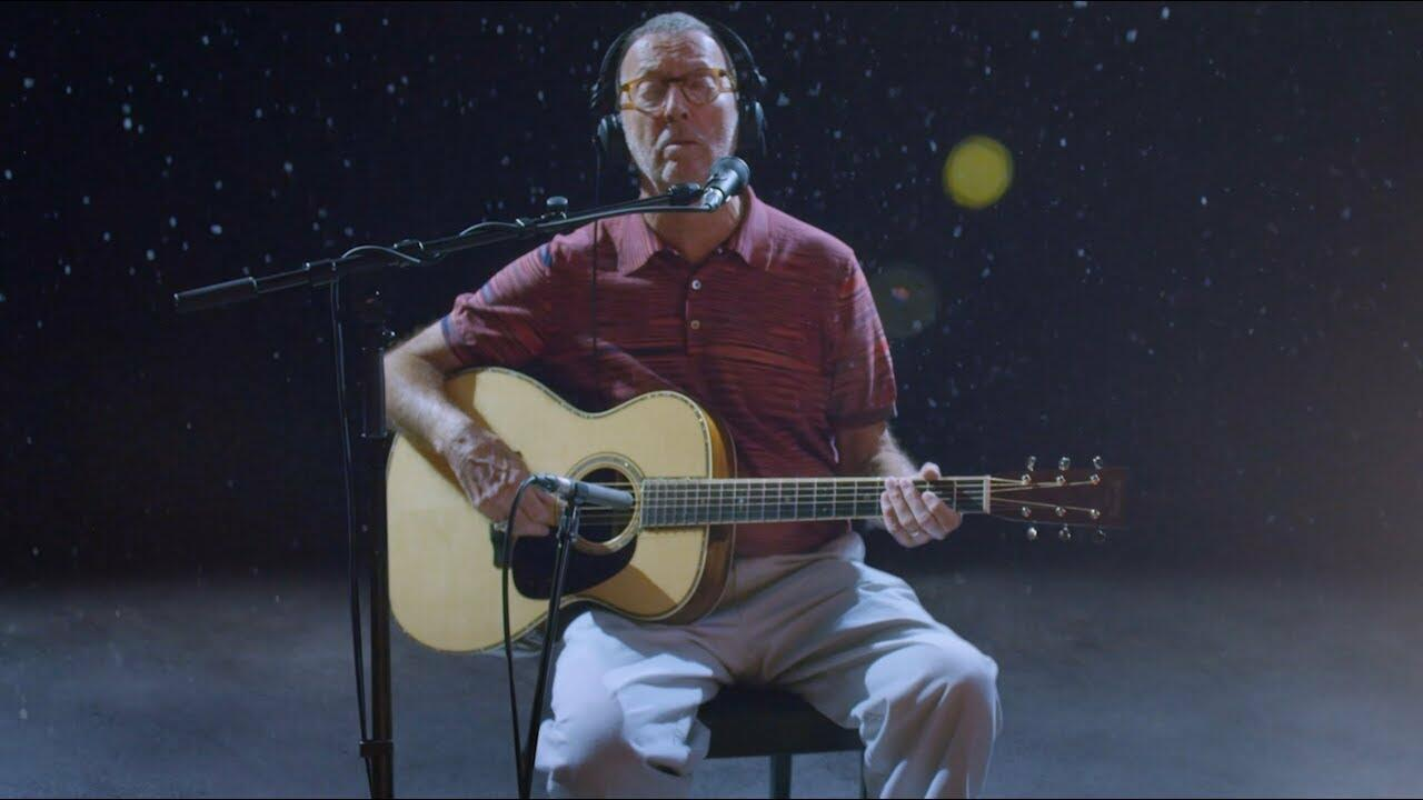 """Eric Clapton Unveils Music Video for """"For Love on Christmas Day"""""""