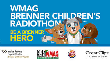 Brenner Children's Radiothon - How to Become a Brenner Hero