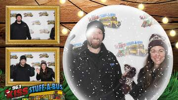 Photos - PHOTOS: Stuff-A-Bus Virtual Snow Globe